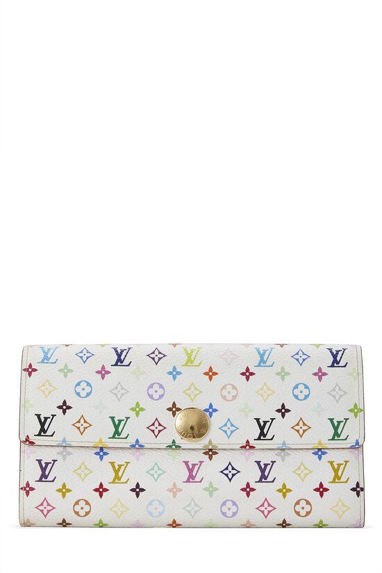 Takashi Murakami x Louis Vuitton White Monogram Multicolore Sarah, , large image number 0