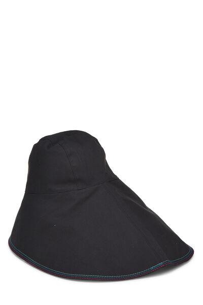 Takashi Murakami x Louis Vuitton Black Multicolore Canvas Hiker Technical Hat, , large