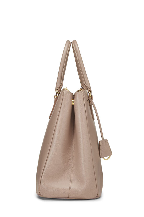 Pink Saffiano Executive Tote Large, , large image number 2