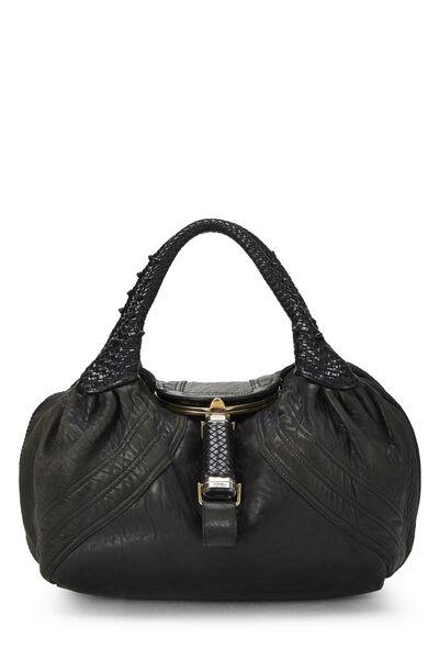 Black Leather Spy