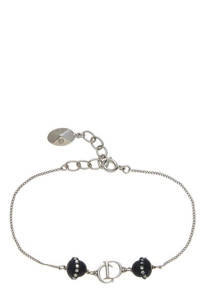 Silver Logo Bracelet