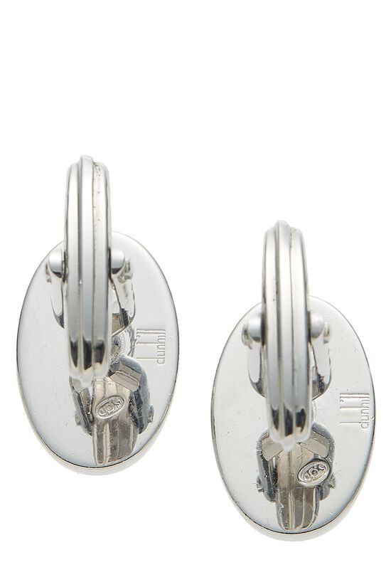 Silver Golf Cufflinks, , large image number 1