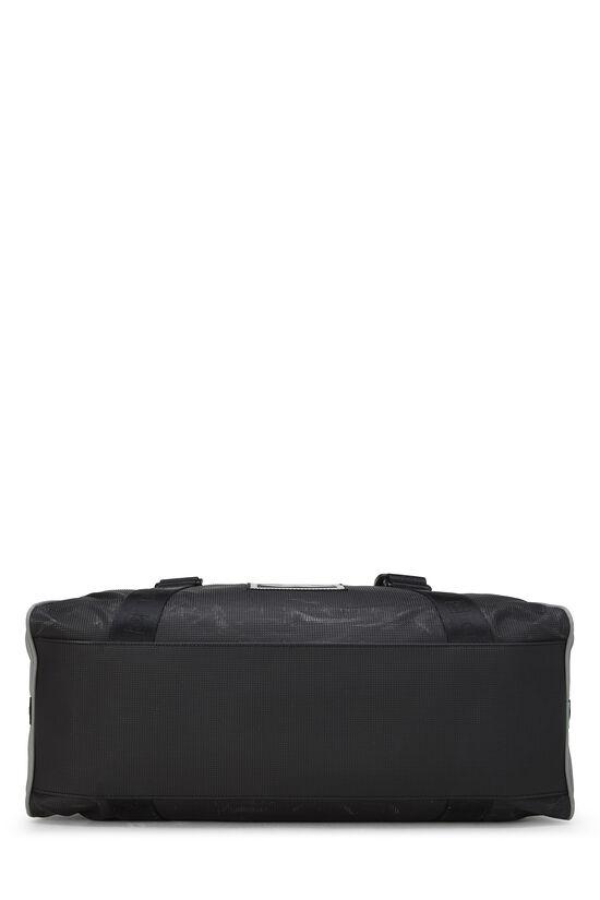 Grey Canvas Sportline Duffle, , large image number 4