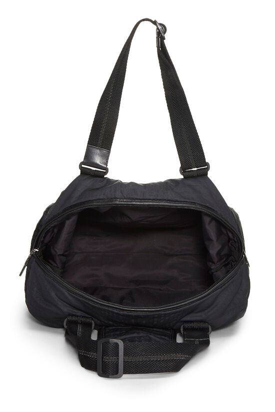 Black Sportline Boston Bag, , large image number 5
