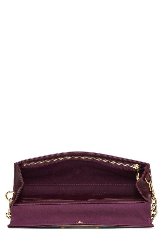 Violette Monogram Vernis Sunset Boulevard Shoulder Bag, , large image number 5