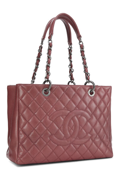 Red Caviar Grand Shopping Tote (GST), , large