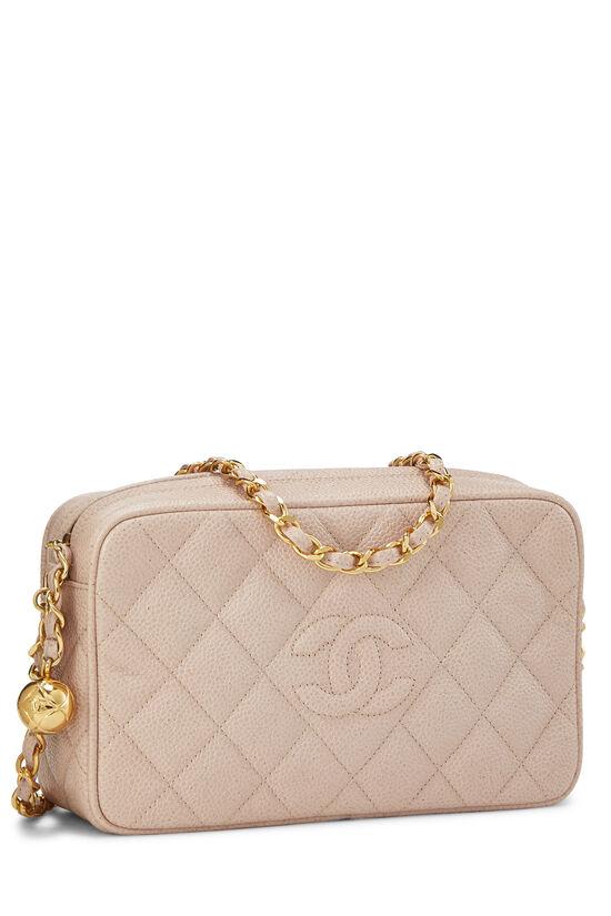 Pink Caviar Diamond 'CC' Camera Bag Mini, , large image number 2