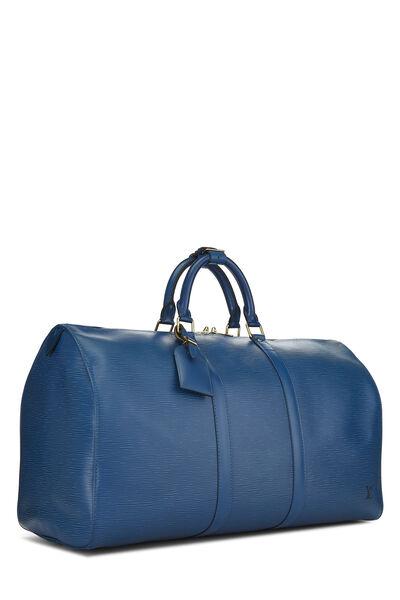 Toledo Blue Epi Keepall 50, , large