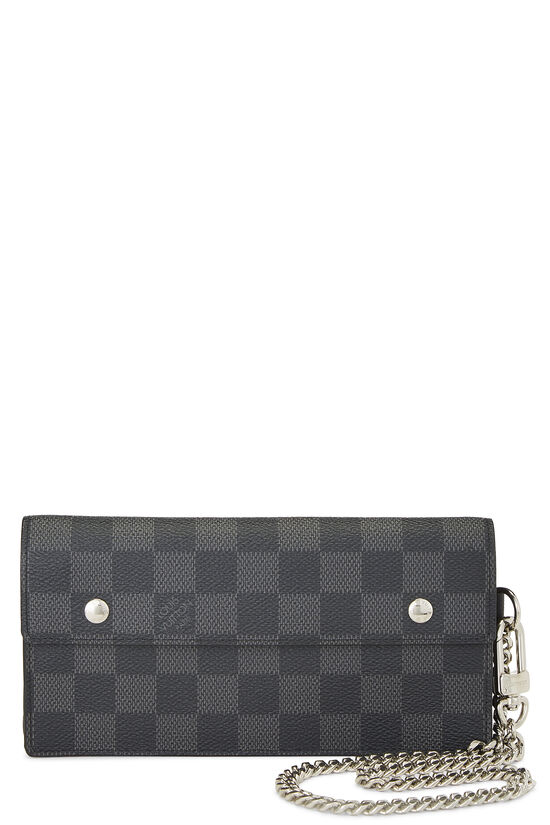 Damier Graphite Accordeon Wallet, , large image number 0