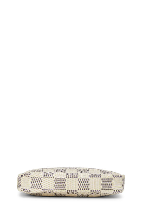 Damier Azur Pochette Accessoires Mini, , large image number 4