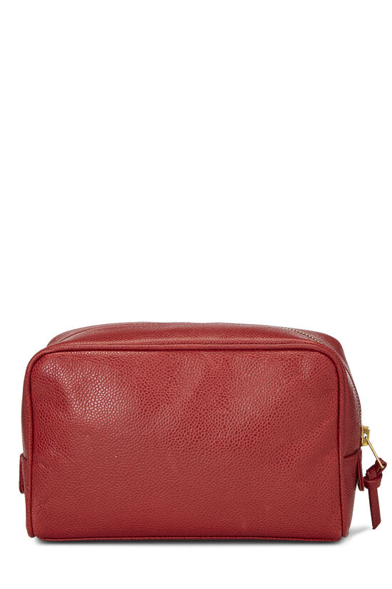 Red Caviar Timeless Cosmetic Pouch, , large image number 4