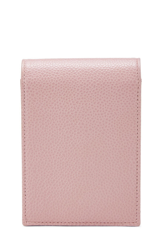 Pink Caviar 'CC' Snap Pouch, , large image number 2