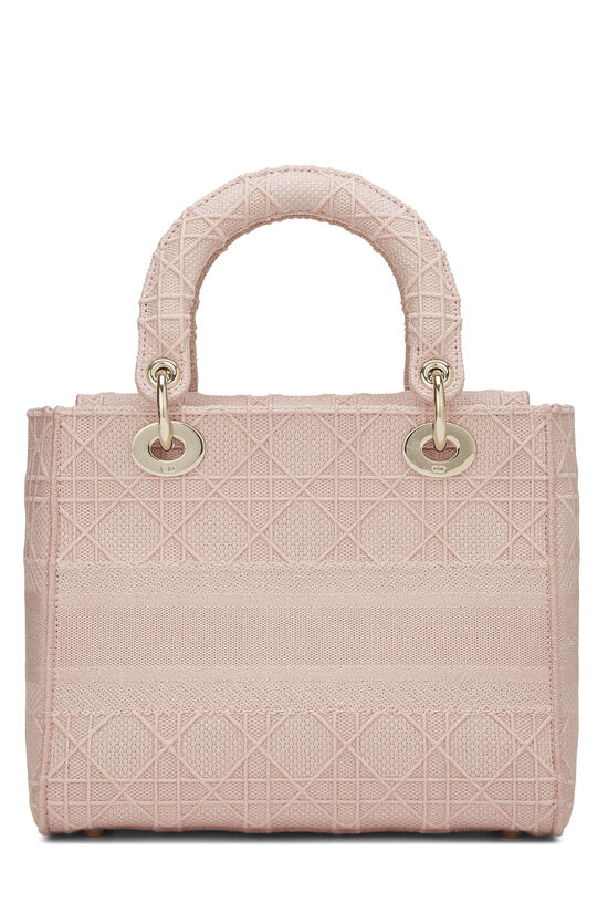 Pink Cannage Canvas Lady D-Lite Medium, , large image number 4