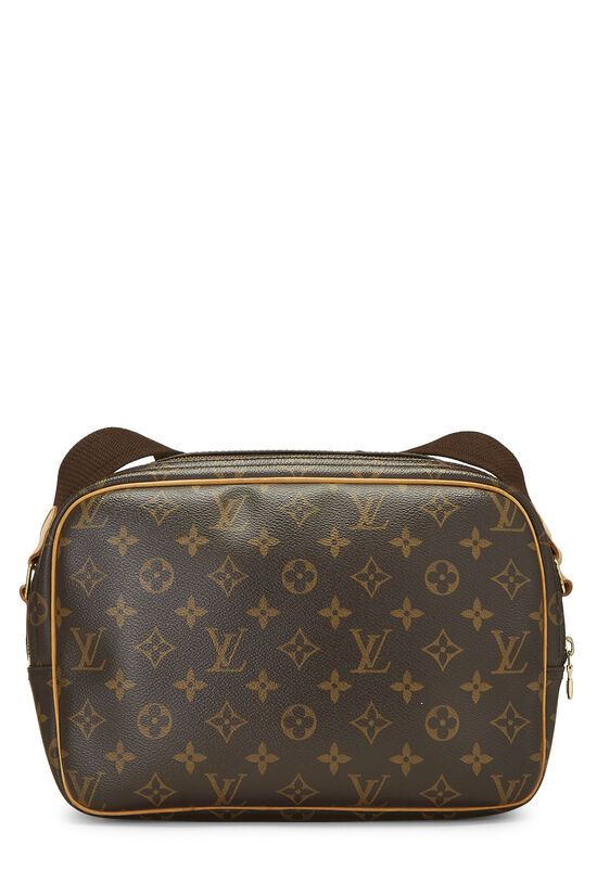 Monogram Canvas Reporter PM, , large image number 4