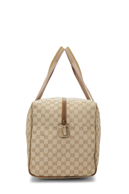 Original GG Canvas Carry On Duffle Large, , large image number 2