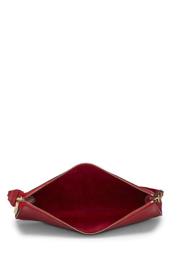 Red Epi Pochette Accessoires, , large image number 5