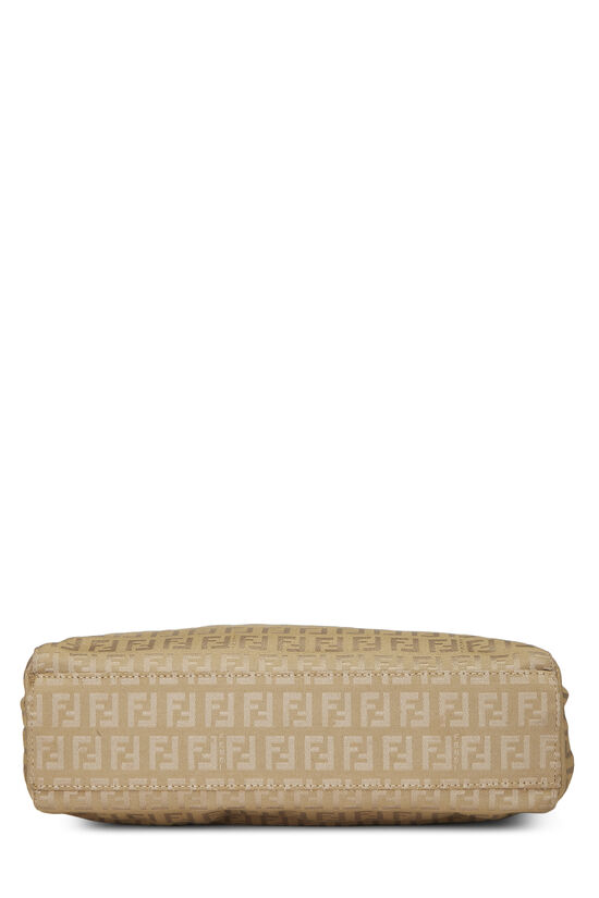 Beige Zucchino Canvas Shopping Tote Small, , large image number 4