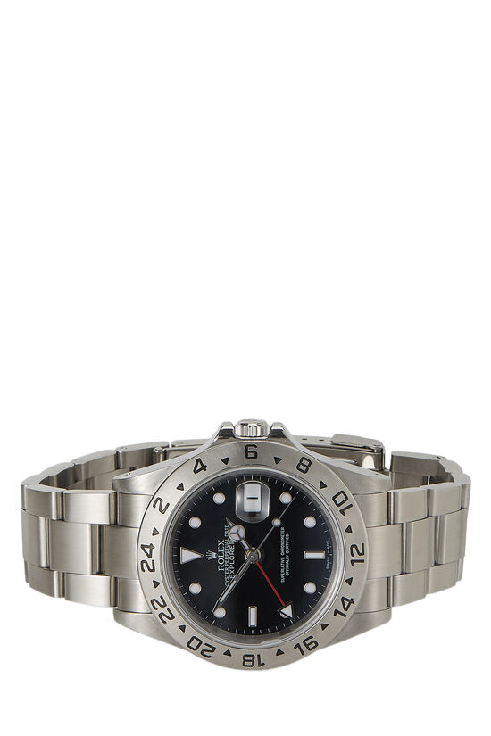 Stainless Steel Explorer II 16570 40mm, , large image number 1