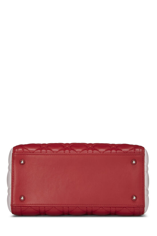 Multicolor Cannage Quilted Lambskin Lady Dior Medium, , large image number 4