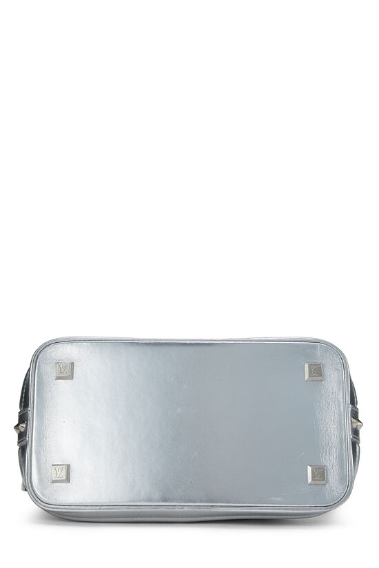Silver Suhali Leather Lockit PM, , large image number 4