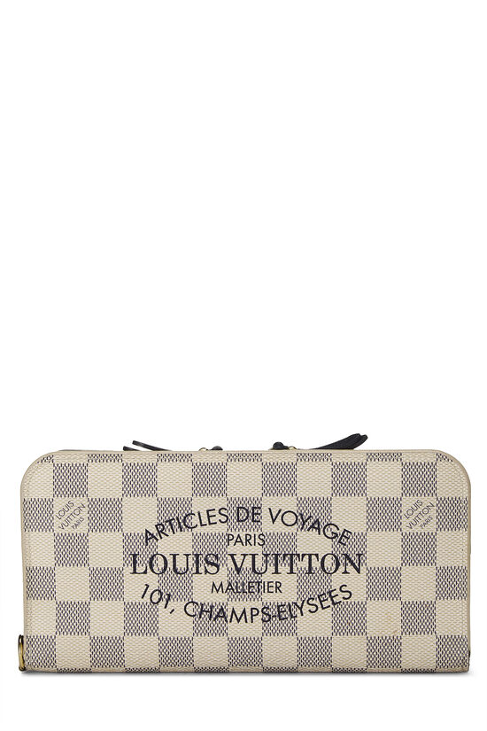 Damier Azur Articles de Voyage Insolite, , large image number 0