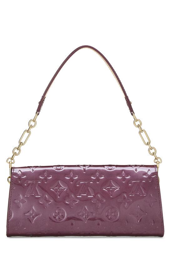 Violette Monogram Vernis Sunset Boulevard Shoulder Bag, , large image number 3