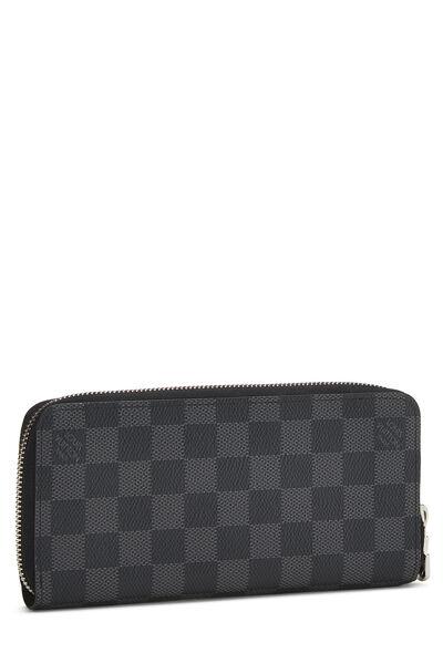 Damier Graphite Zippy Vertical Wallet , , large