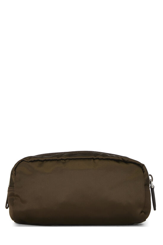 Brown Nylon Pouch, , large image number 2