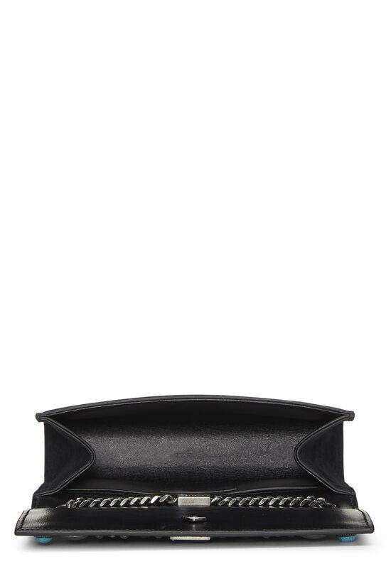 Black Suede Embellished Kate Small, , large image number 5