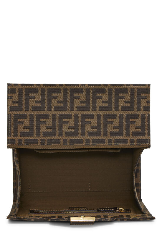 Brown Zucca Canvas Box Vanity, , large image number 6