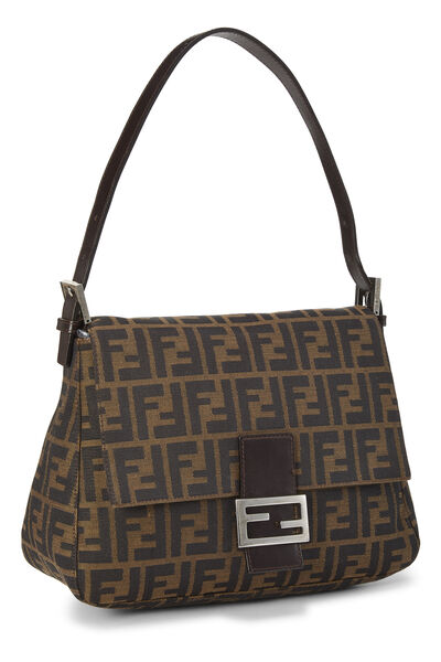 Brown Zucca Canvas Mama, , large