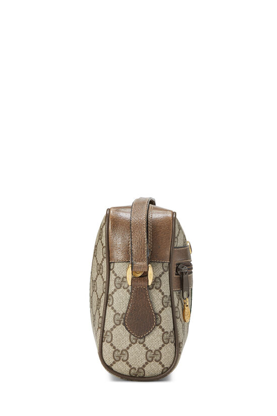 Original GG Supreme Canvas Web Shoulder Bag Small, , large image number 2