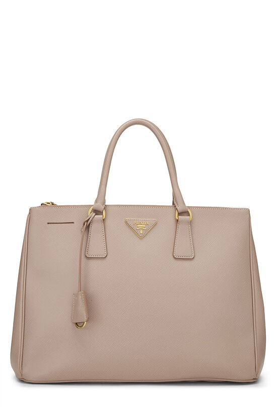Pink Saffiano Executive Tote Large, , large image number 0
