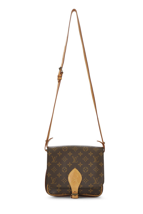 Monogram Canvas Cartouchiere MM, , large image number 6