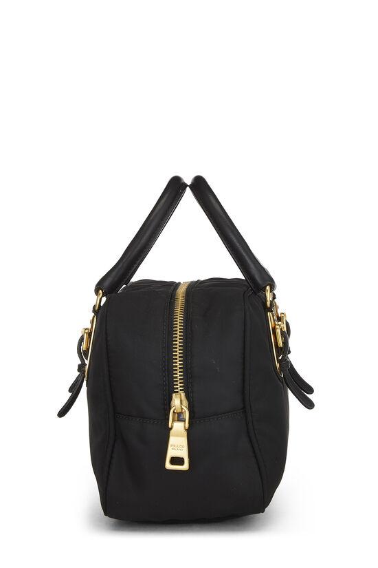 Black Tessuto Nylon Handbag Mini, , large image number 2