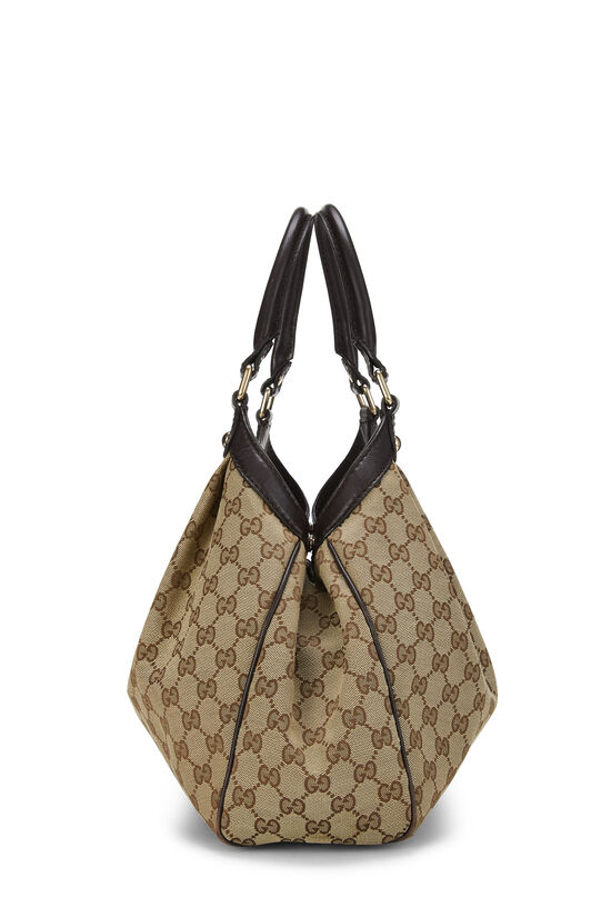 Original GG Canvas Sukey Tote, , large image number 2