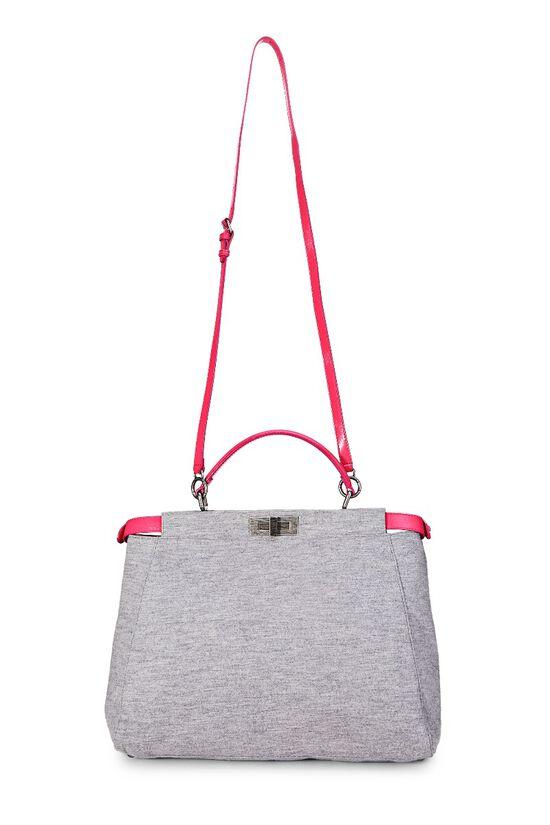 Pink & Grey Jersey Peekaboo, , large image number 6