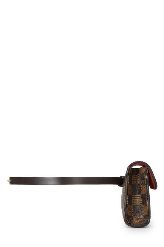 Damier Ebene Pochette Florentine Special Order, , large image number 2
