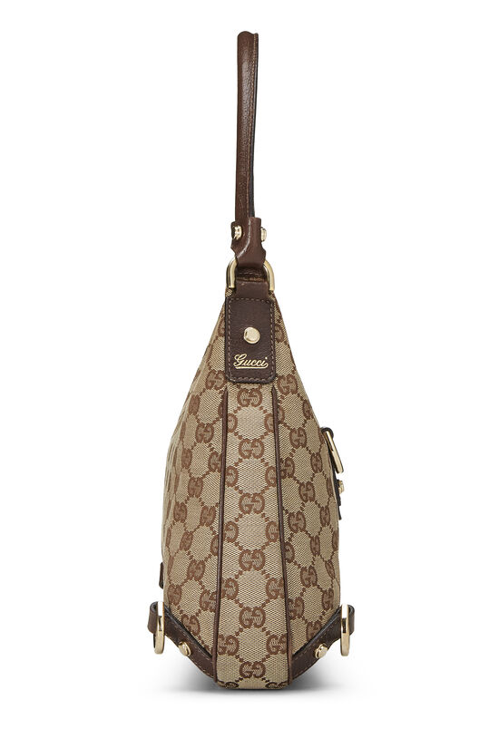 Original GG Canvas Abbey Hobo Small, , large image number 2