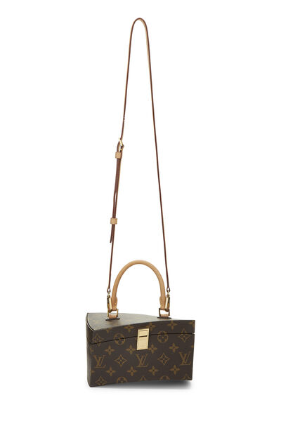 Frank Gehry x Louis Vuitton Monogram Canvas Twisted Box, , large