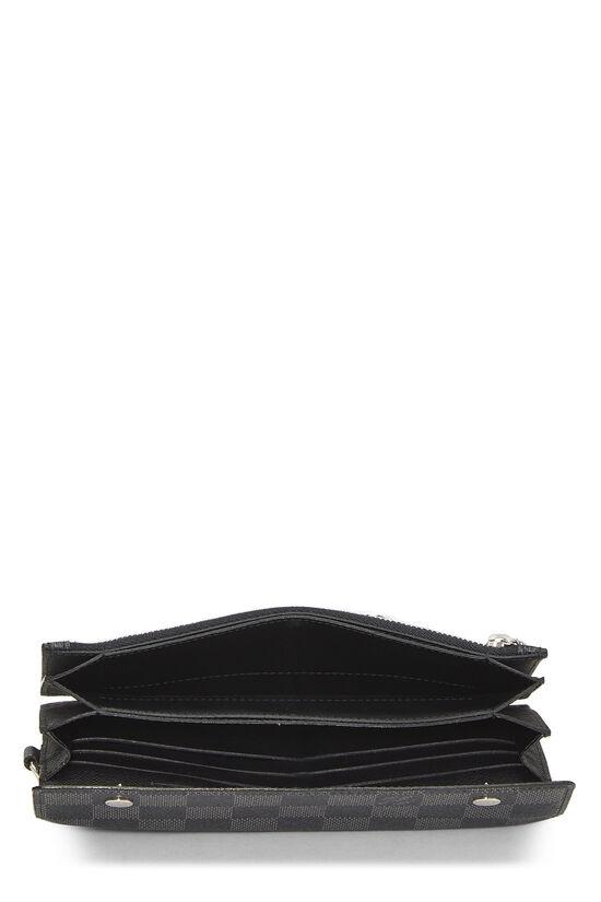 Damier Graphite Accordeon Wallet, , large image number 3