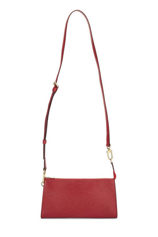 Red Epi Pochette Accessoires, , large image number 6