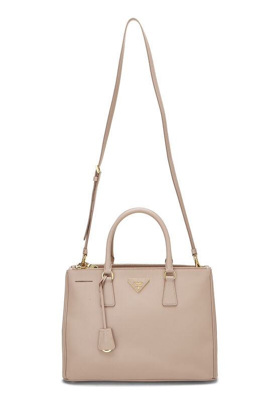 Pink Saffiano Executive Tote Large, , large image number 6
