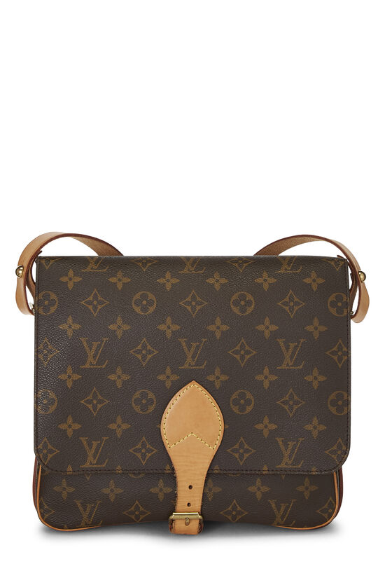 Monogram Canvas Cartouchiere GM, , large image number 0