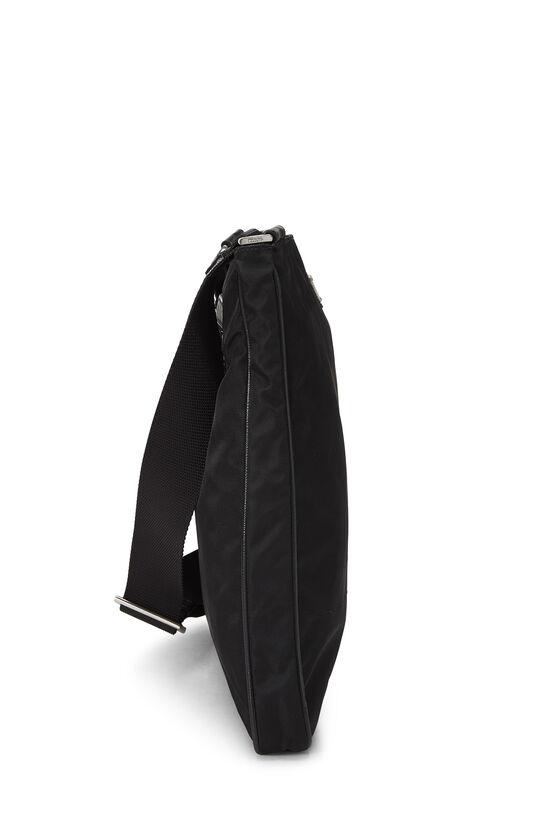 Black Tessuto Messenger Bag, , large image number 2