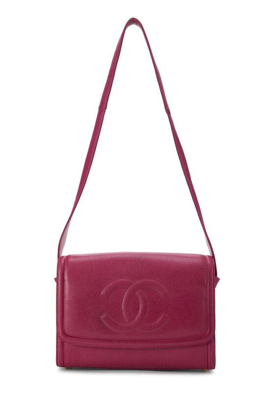 Pink Caviar 'CC' Messenger Bag, , large image number 1