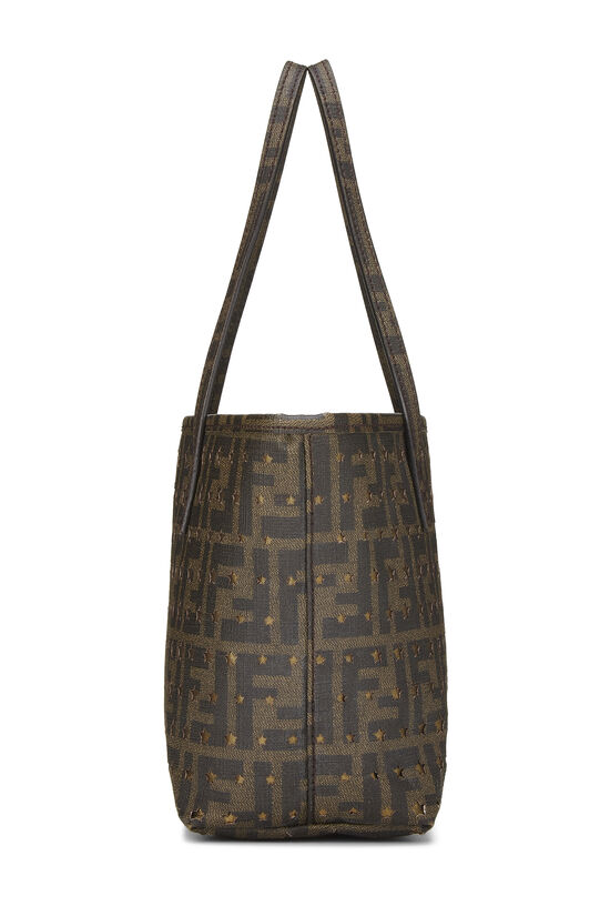 Brown  Zucca Coated Canvas Spalmati Roll Tote Mini, , large image number 2
