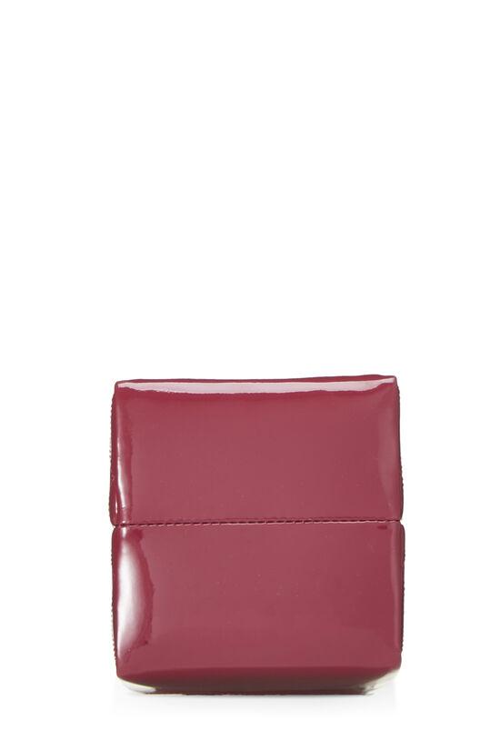 Pink Patent Leather Milk Carton Bag, , large image number 4
