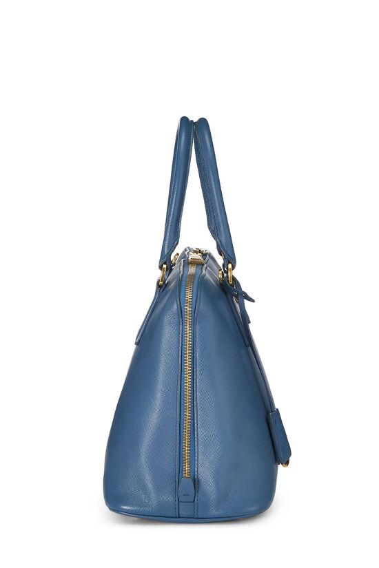 Blue Saffiano Promenade Medium, , large image number 2