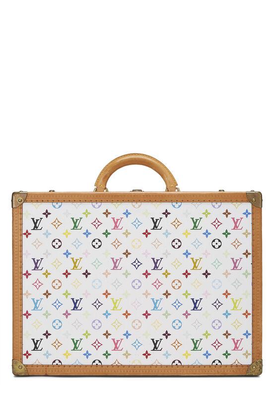 Takashi Murakami x Louis Vuitton White Monogram Multicolore Bisten 50, , large image number 0